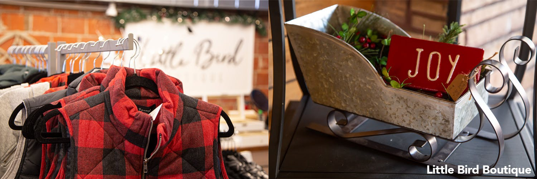 Little Bird Boutique in Downtown Newberg