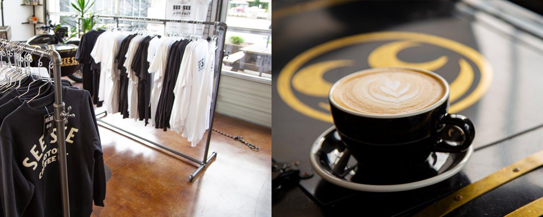 See See Motor Coffee Co. Downtown Newberg Oregon