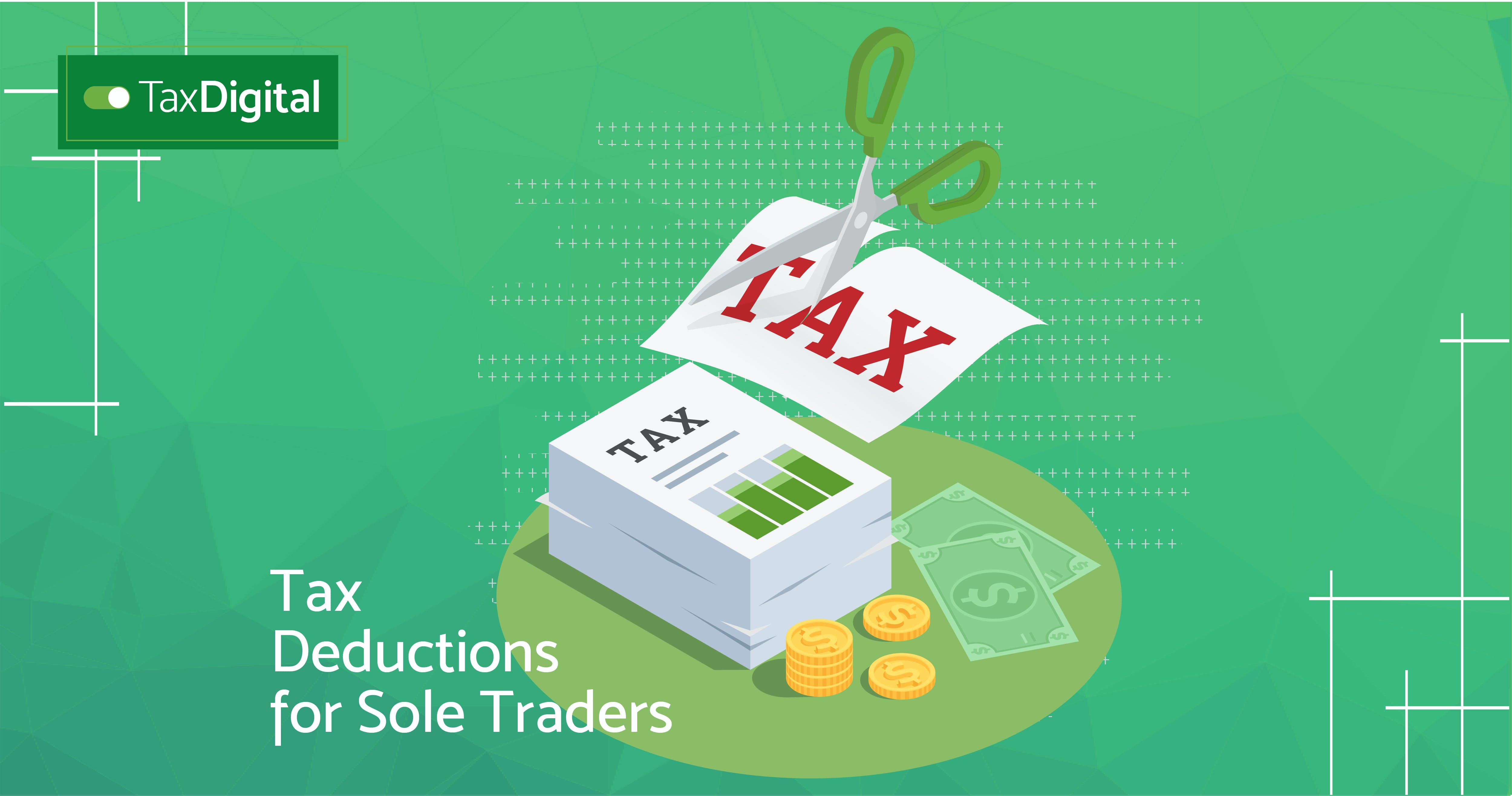 Tax Deductions for Sole Traders - Social Image