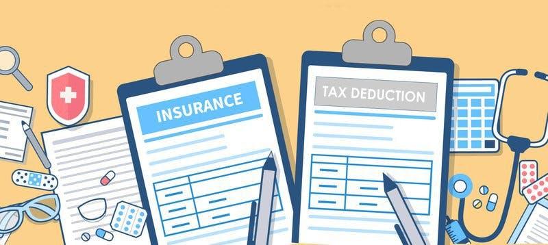 Amazon Seller Health Insurance Deduction
