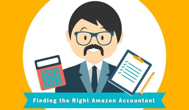 Finding Amazon FBA Accountant