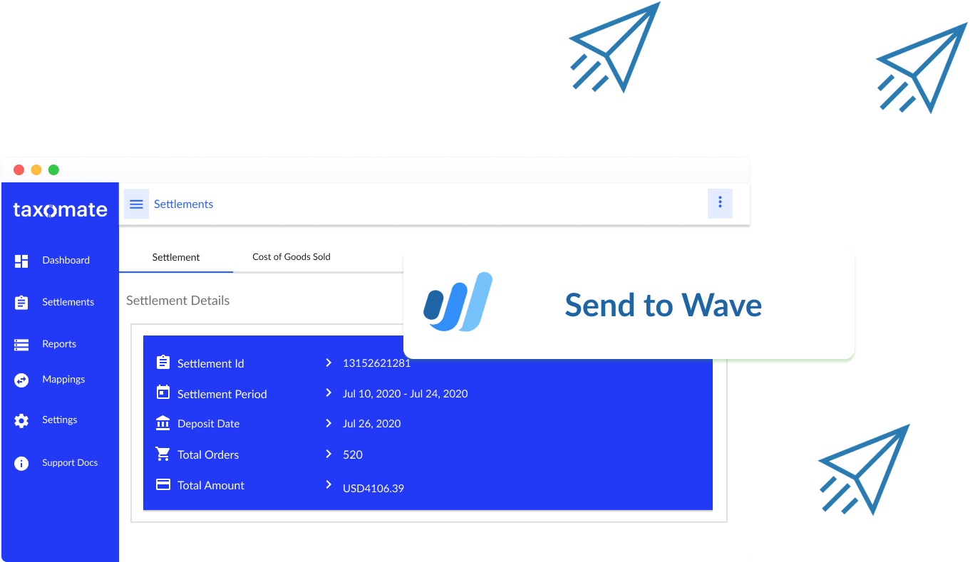 Connect Shopify to Wave Financial