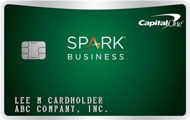 Capital One Spark for Amazon Sellers