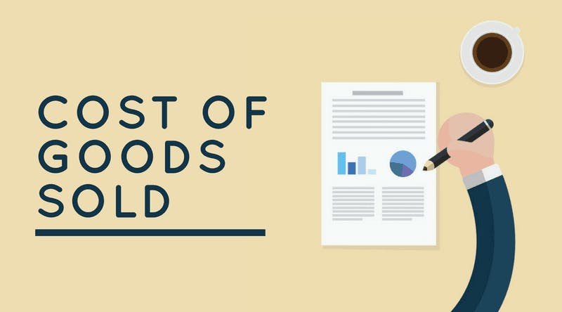 Amazon FBA Cost of Goods Sold
