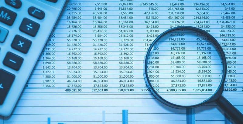 Spreadsheet Amazon Seller Financials
