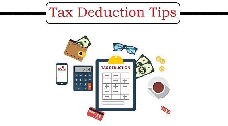 Amazon Tax Deduction Tips
