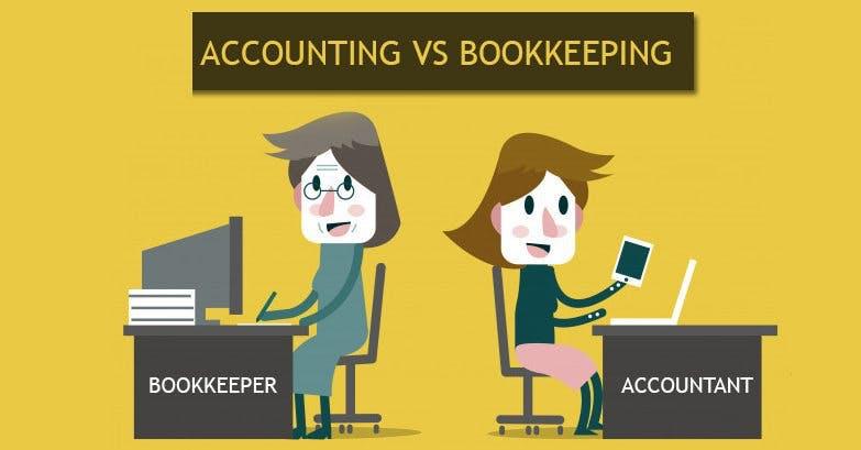 Amazon Accountants vs. Bookkeepers