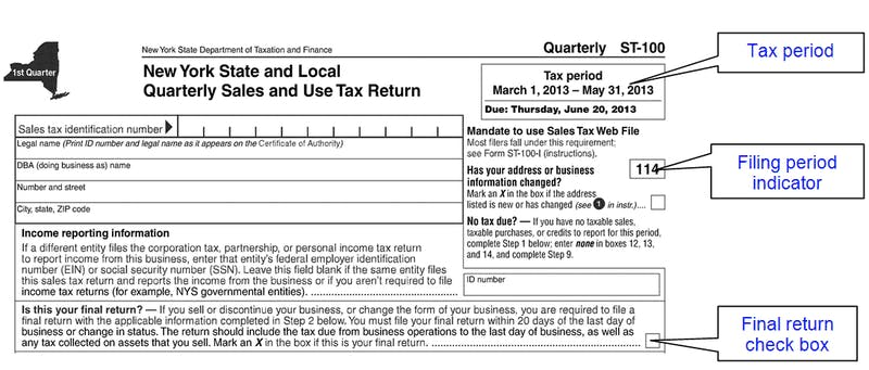 NYS Sales Tax Amazon