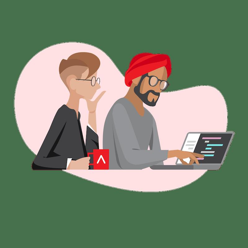 Information for learners on our Level 4 Software Developer Apprenticeships