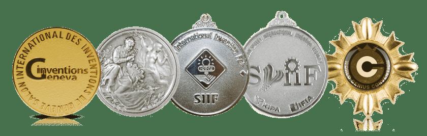 TCI 微美科技全球獲獎獎項