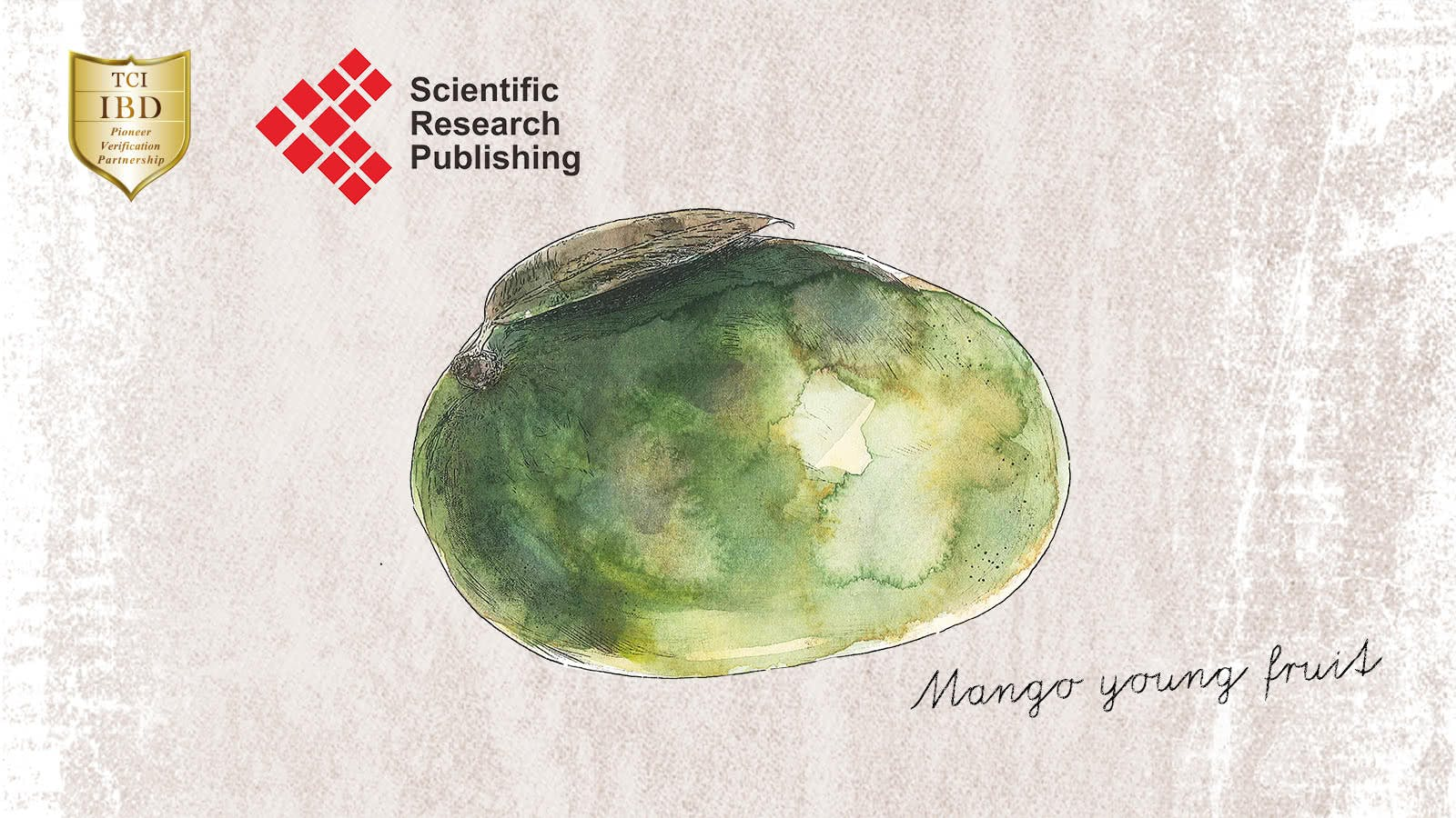 """The article of TCI AGEsGo - """"Mango young fruit extract"""" has been officially published in FNS journal"""
