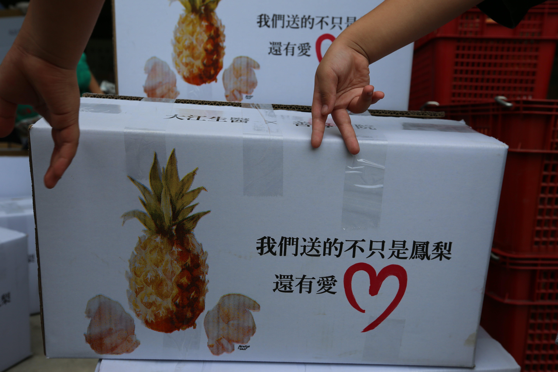charitable pineapple 5