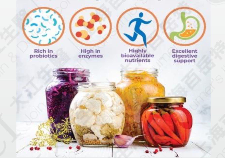 發酵食物對身體有諸多好處, 資料來源:NATURALNEWS