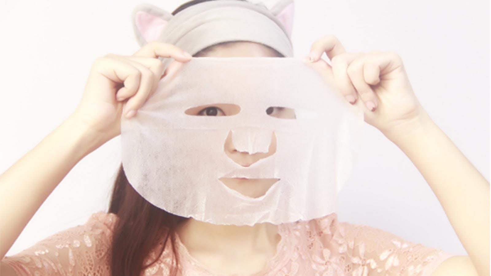 bio-cellulose sheet mask