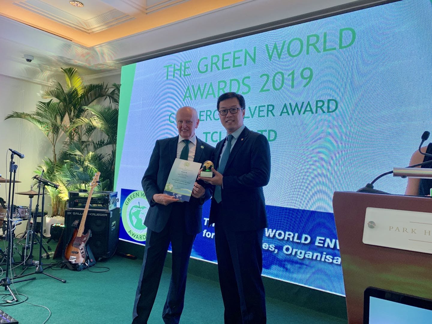green world awards 2