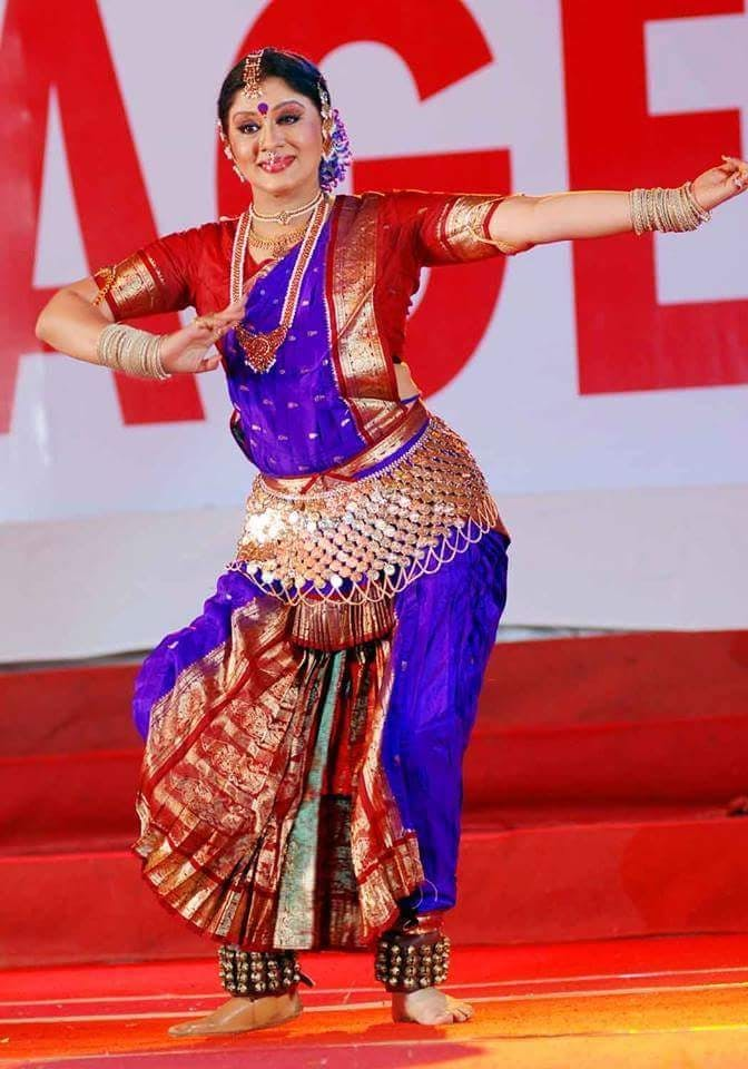 an image of Sudha Chandran
