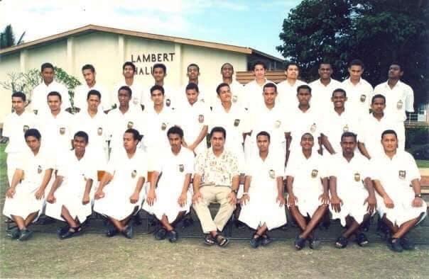 Manieu Vilsoni and his team.