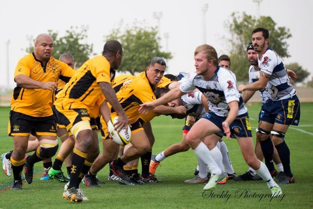 Manieu Vilsoni and rugby.