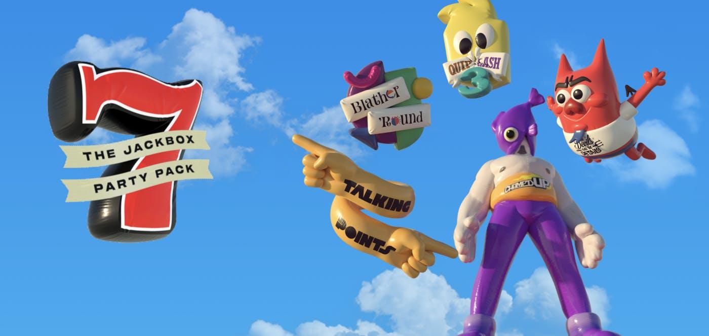 Screenshot from Jackbox Games