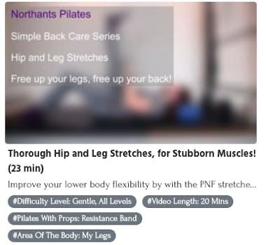 northants pilates