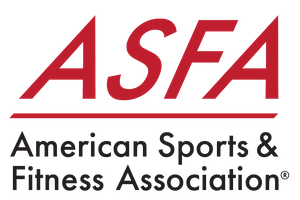 american sports and fitess association logo