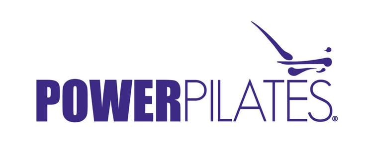 The POWERPILATES logo