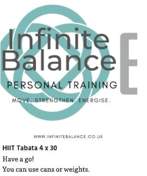 infinite balance