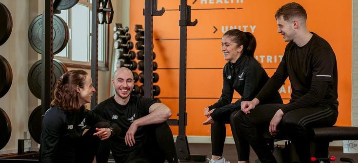 hunt fitness personal trainers
