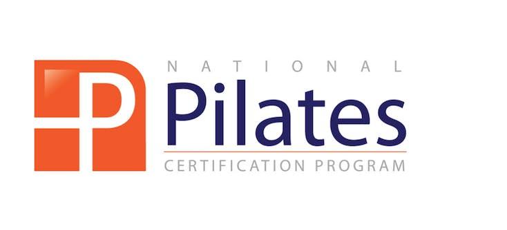 Then National Pilates Certification Program logo