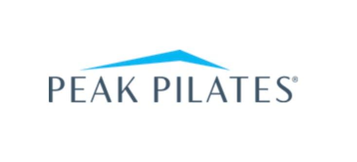 Peak Pilates' logo