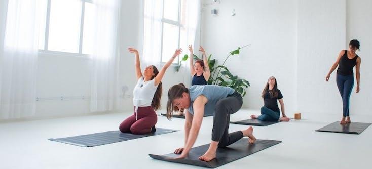 now studio bristol yoga class