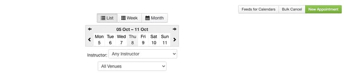 image of the calendar in teamup
