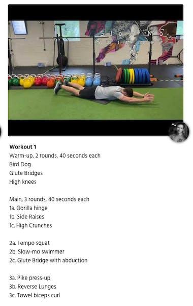 icon gym