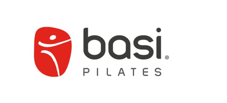 The basi Pilates logo