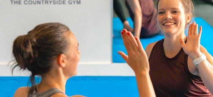 kathryn edwards empower fitness training balance the countryside gym