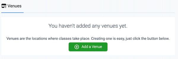 adding a venue