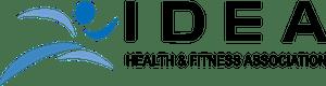 idea health and fitness association logo