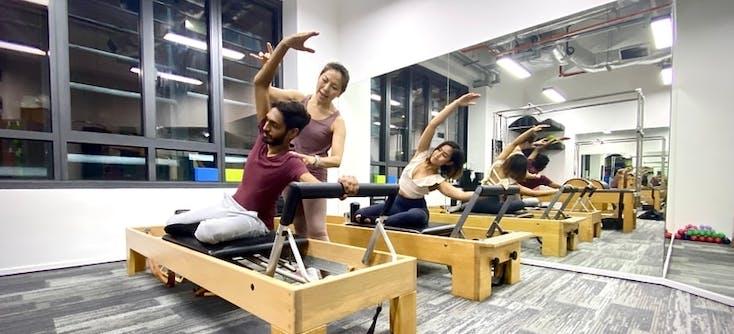 advantage pilates studio