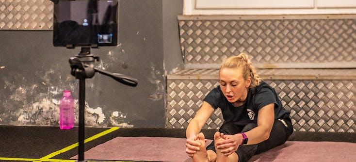 lean training club on demand video