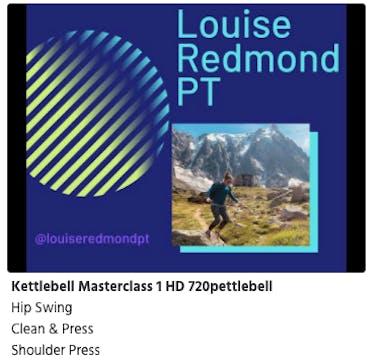 louise redmond pt