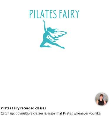 the pilates fairy