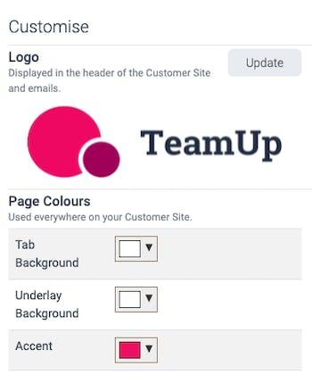 customer your website