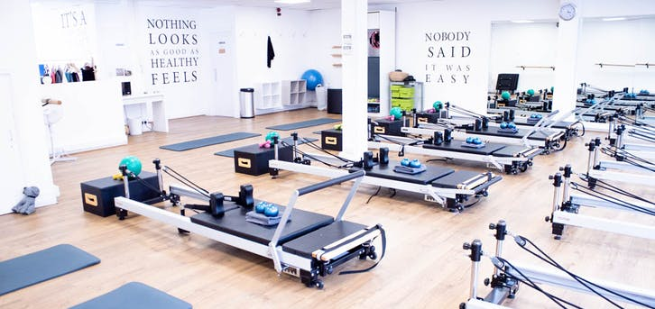 image of contour pilates studio