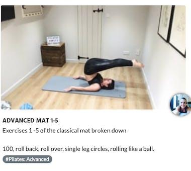 equilibrium pilates room