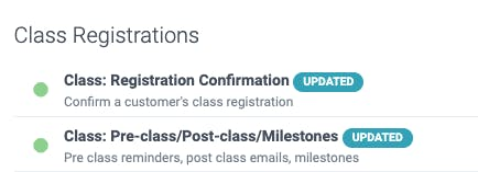 image of class registration notifications