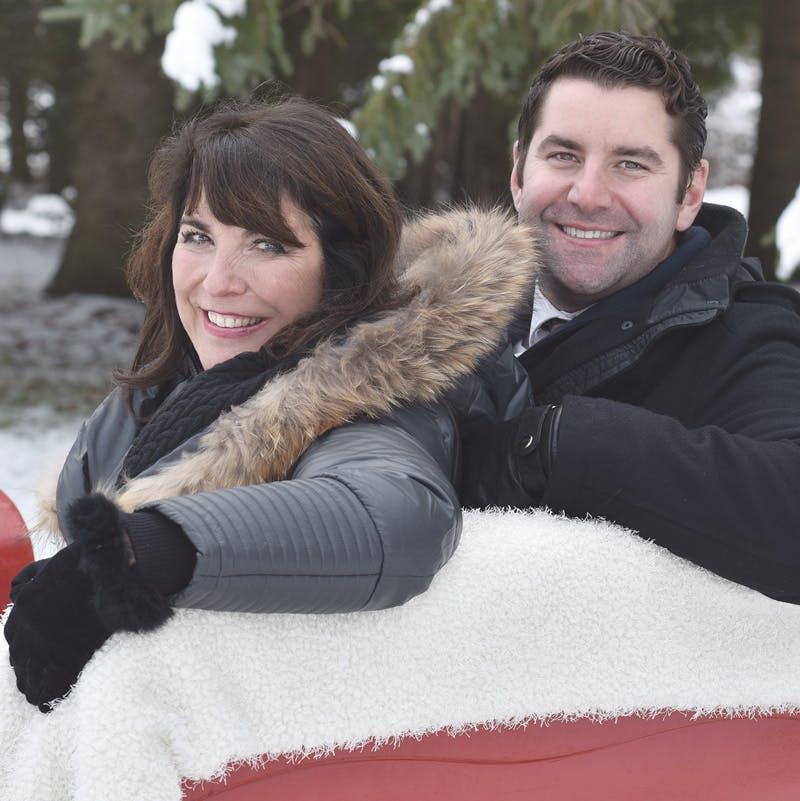 Linda and Michael Vadala