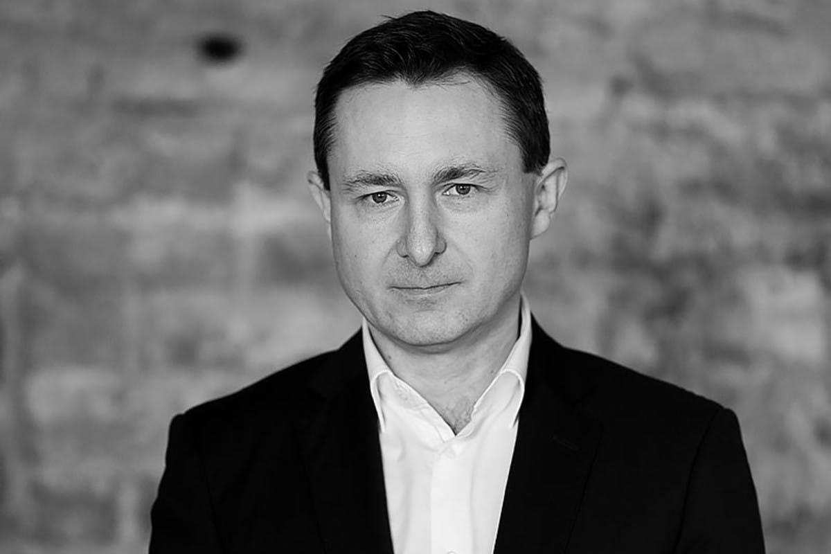 Jacek Skrzypiec: Chief Technology Officer & Co-Founder