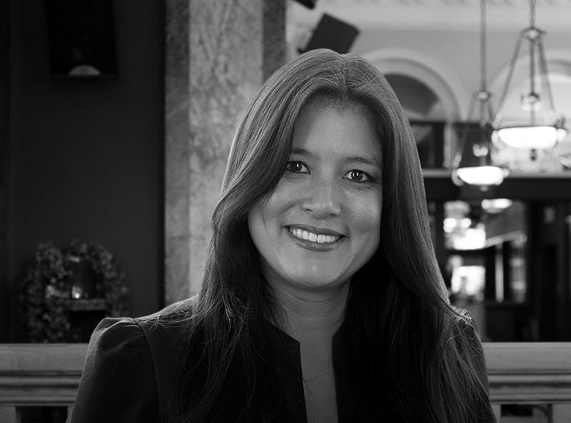 Picture: Malia Lewin, Teckro global head of strategy