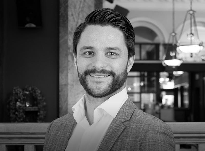 Ciaran Avitabile: Global Head of Sales
