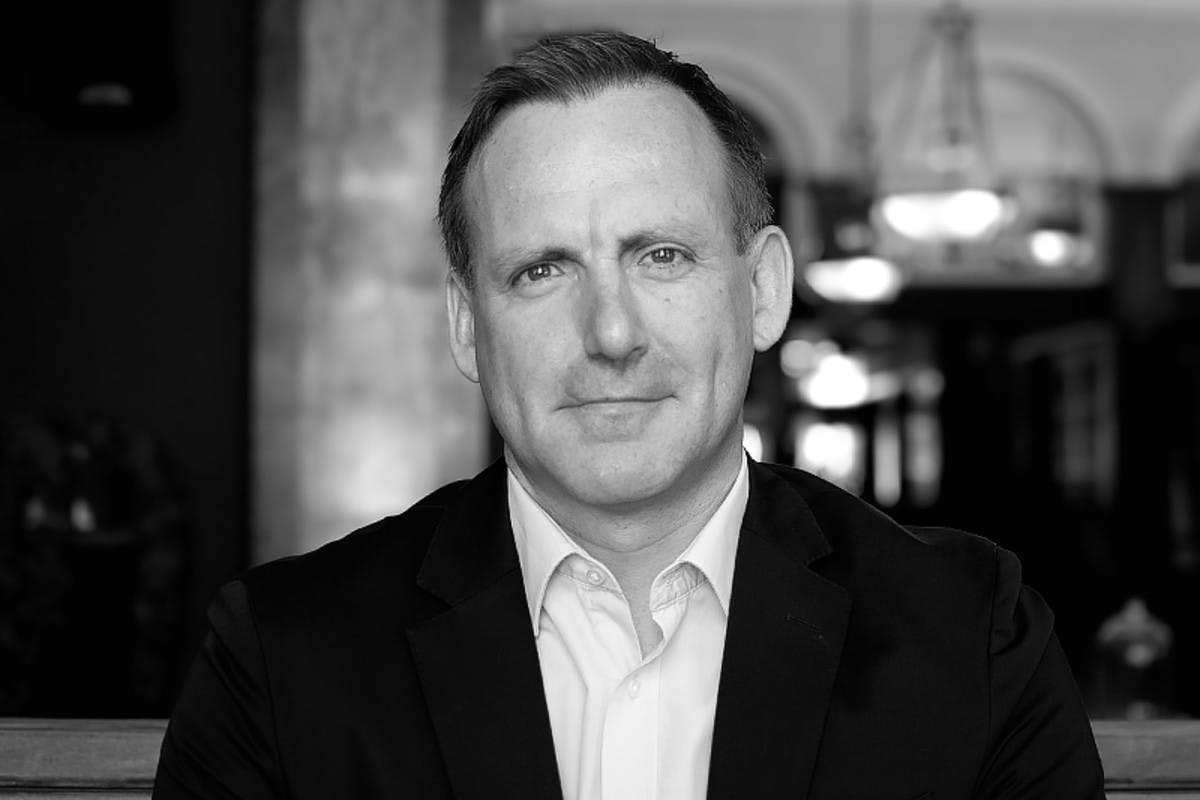 Gary Hughes: CEO & Co-Founder